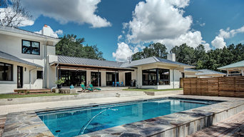 Custom Pool & Outdoor Living Projects