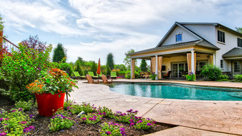 Custom Pool and Patio Brownstown PA Project