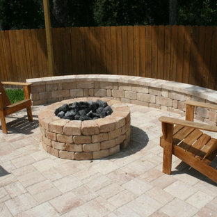 Custom Pool and Spa with Outdoor Living Space