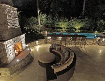 Custom Pool Design   Berkeley Heights NJ  New Jersey