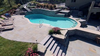 Custom Pool Design - Evans