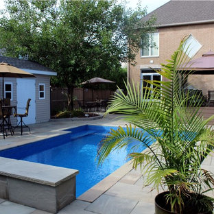 Custom Pool with Composite Deck