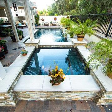 Custom Pools & Outdoor Spaces