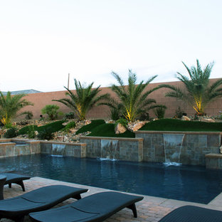 Custom Pools & Spas in Las Vegas, Poolscapes LLC