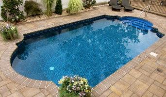 Custom Roman End Pool