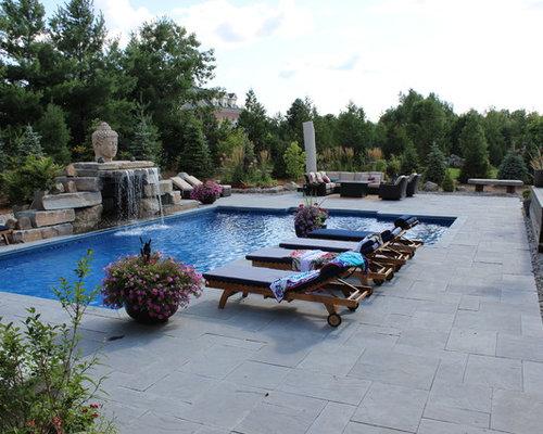 Modern ottawa pool design ideas remodels photos for Pool design ottawa