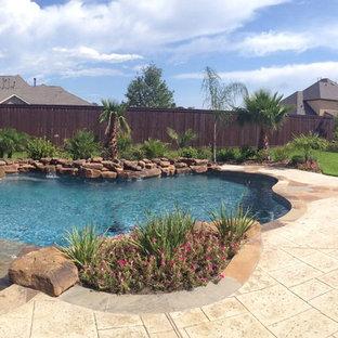 Cypress Custom Pools---Outdoor Space Designs
