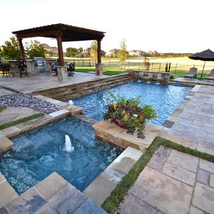 Dallas Area Traditional/Geometric Pools
