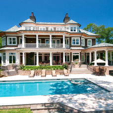 Traditional Pool by Phillip W Smith General Contractor, Inc.