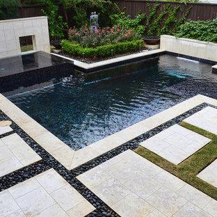 Darker Modern Pool
