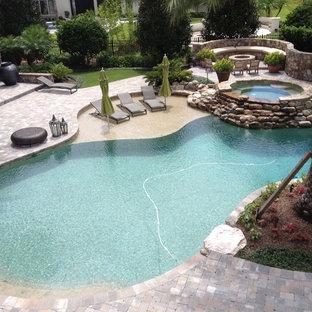 Kolonialstil Pool in Orlando