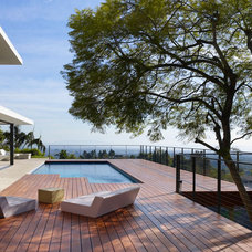 Contemporary Pool by Feeney Inc.