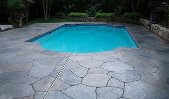 Decorative Concrete Pool Decks (Stained - Stamped - Resurfaced)