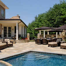 Traditional Pool by BOWA