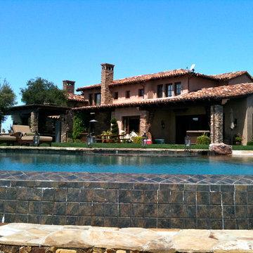 Design Build: Tuscan Olivenhain