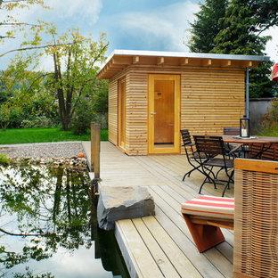gartenplan mit pool, 75 cologne pool design ideas - stylish cologne pool remodeling, Design ideen