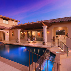 designer pools outdoor living