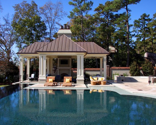 Our 11 Best Infinity Pool House Ideas & Decoration Pictures | Houzz