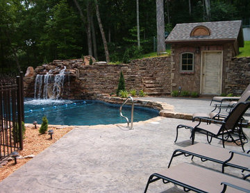 Doug B. Natural Swimming Pool Project