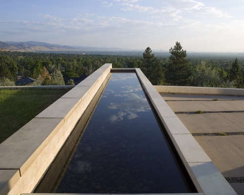Best long narrow pool design ideas remodel pictures houzz for Narrow pools