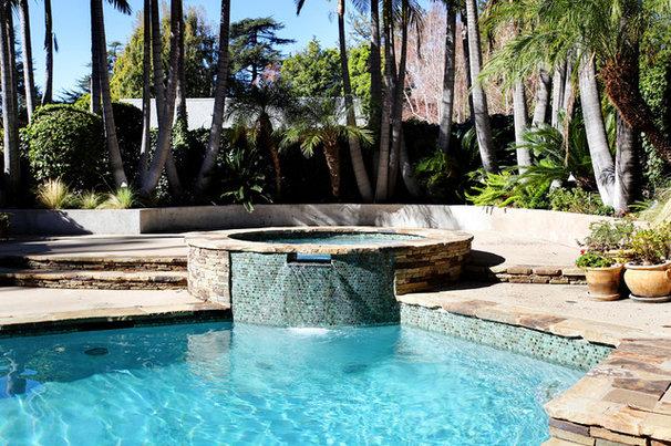 Mediterranean Pool by Stephanie Wiley Photography