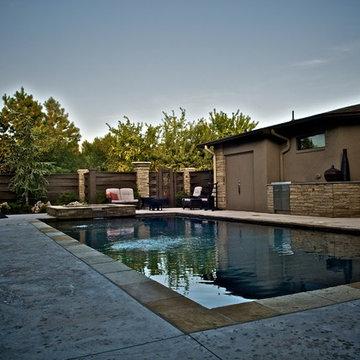 East Edmond Zen Pool