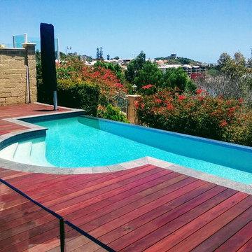 East Fremantle Pool Resurfacing
