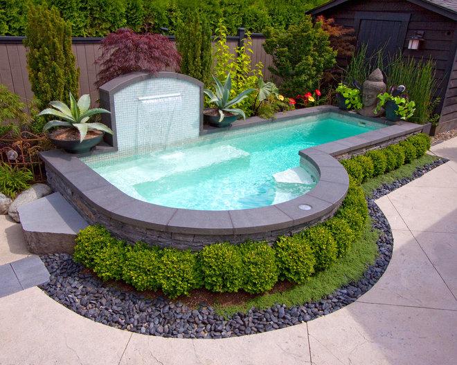 Фьюжн Бассейн Eclectic Pool