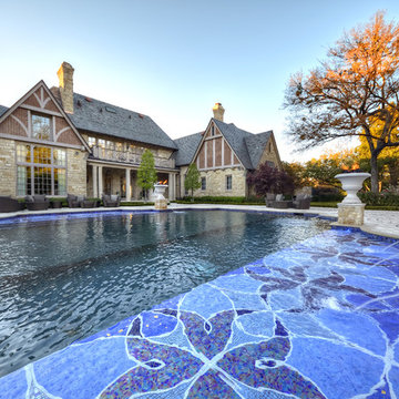 Eclectic Pool