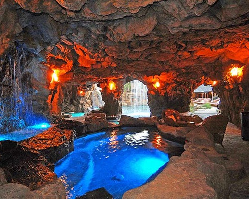 Cool Pools With Caves brilliant cool pools with caves an extraordinarily elaborate pool