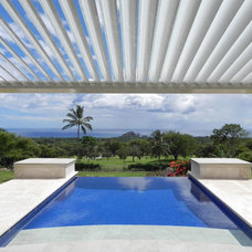 Louvered Roof An Ideabook By General Roofing Systems