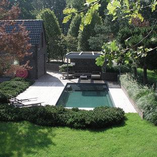 Klassischer Pool in Essen