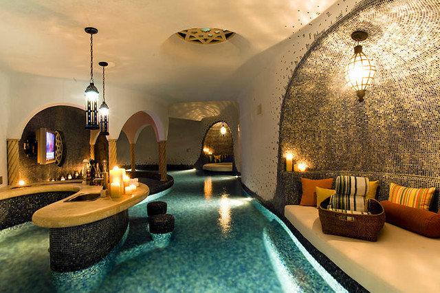 Eclectic Pool by Estee Stanley Design
