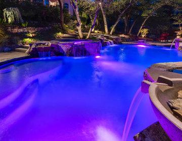 El Dorado Hills LED Pool