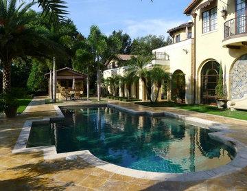 Elegant Garden Oasis