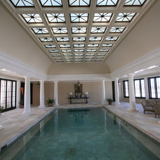Traditional Pool by The Outerspaces Group