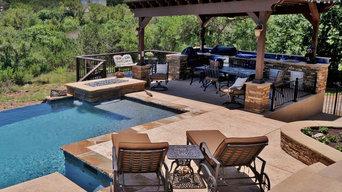 Elegant Outdoor Living with Trex Deck