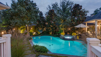 Enduring Springs - Pool Landscape and Design - Dallas, TX