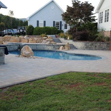 Etlan Pool & Spa Project