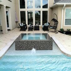 Traditional Pool by Omega Pools, LLC  281-330-6771