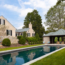 Traditional Pool by Owings Brothers Contracting