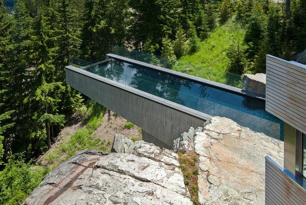 Terrasse comment am nager un terrain en pente for Terrasse terrain en pente