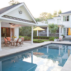 Traditional Pool by Matthew Bolt Graphic Design