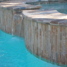Eclectic Pool by Thorntree Slate