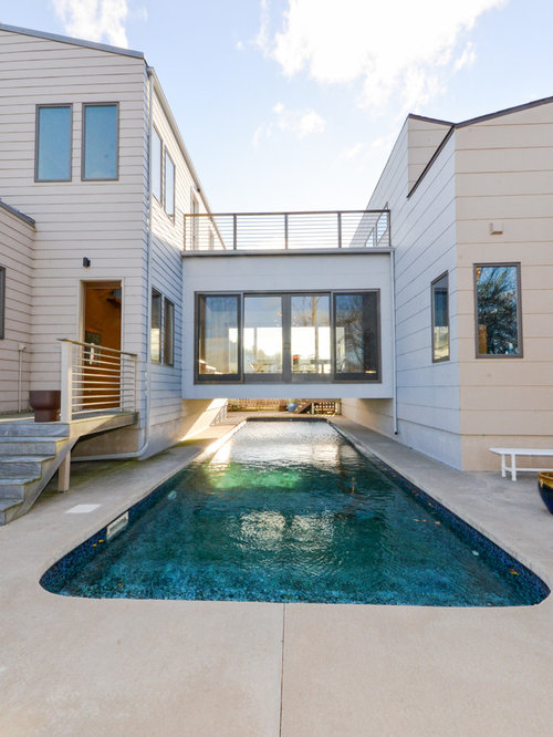 Best long narrow pool design ideas remodel pictures houzz - Narrow pool designs ...