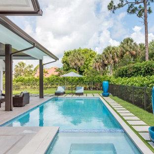 75 Beautiful Backyard Pool Pictures & Ideas | Houzz