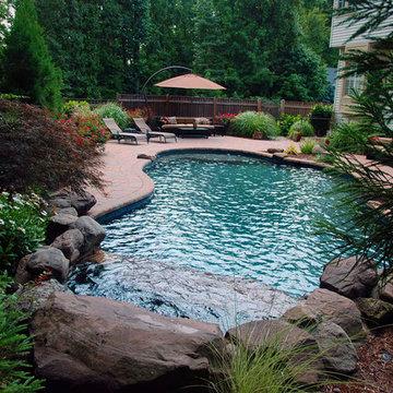 Fairfax Saltwater Pool