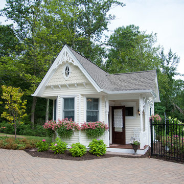 Fairy Tale Poolhouse