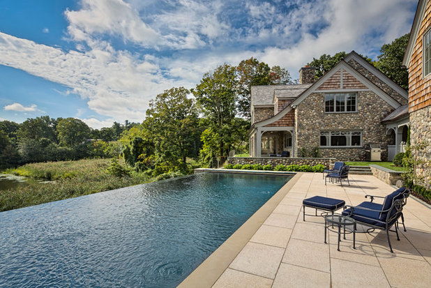 Transitional Pool by Shoreline Pools, Inc.