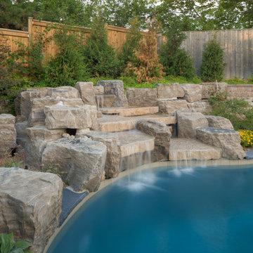 Family Backyard Resort